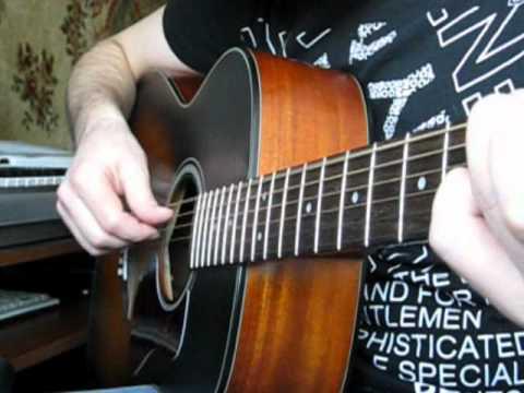 Боярский - Спасибо за сына и за дочь (Аккорды, урок на гитаре)