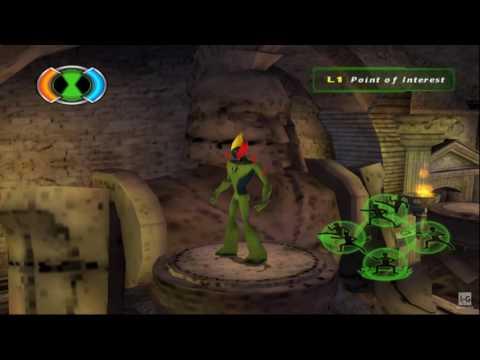 Ben 10 Ultimate Alien: Cosmic Destruction - PS2 Gameplay HD
