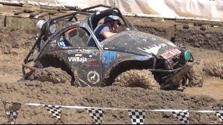 VW Bug Sand Flee mud bogging @ Longview,Wa 2015
