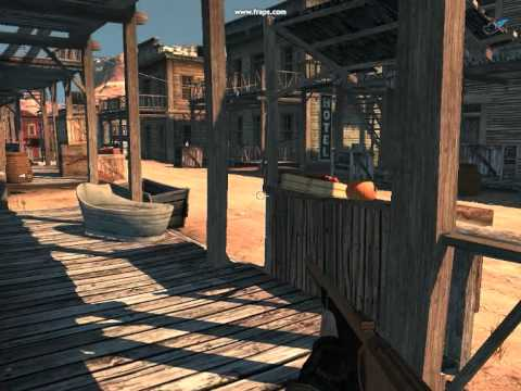 Call of Juarez Bound in Blood Demo Commentary |