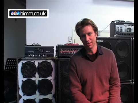 Giles Martin visits BIMM Brighton