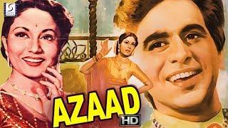 Azaad - Dilip Kumar, Meena Kumari - Action Movie - With English Subtitles