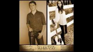 """Wanted"" - Hunter Hayes - Cover (Landon Swalberg & Lindsey Tanner)"