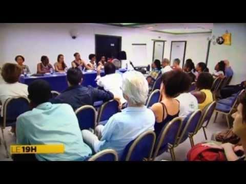 JT Martinique TV 24/06/14 - Fin de l'UAG place a l'UA