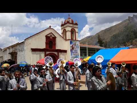 BANDA MONUMENTAL HUANCAYO 1/HUAYNOS HUANCAVELICANOS(UDA-DOS SOLES)