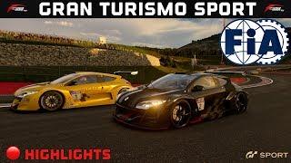 GT Sport - FIA Official Season Highlights (Final Round of Season 1)