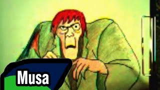 Scooby-Doo Creeper Drawing by Musa Speed Art