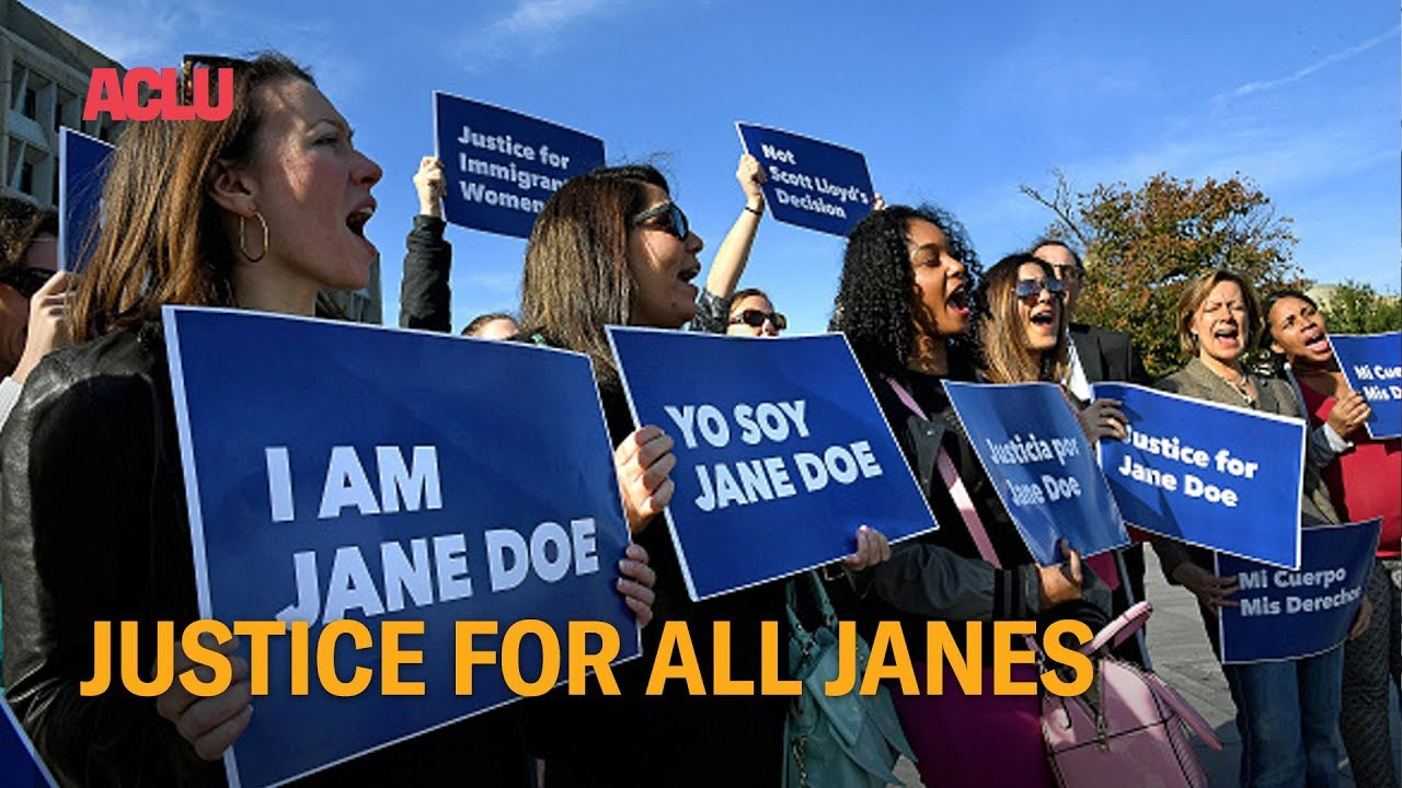 Justice For ALL Janes