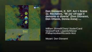 Don Giovanni, K.527, Act I, Scena terza: Mi par ch