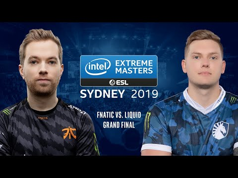 CS:GO - Fnatic Vs. Liquid [Inferno] Map 5 - Grand Final - IEM Sydney 2019