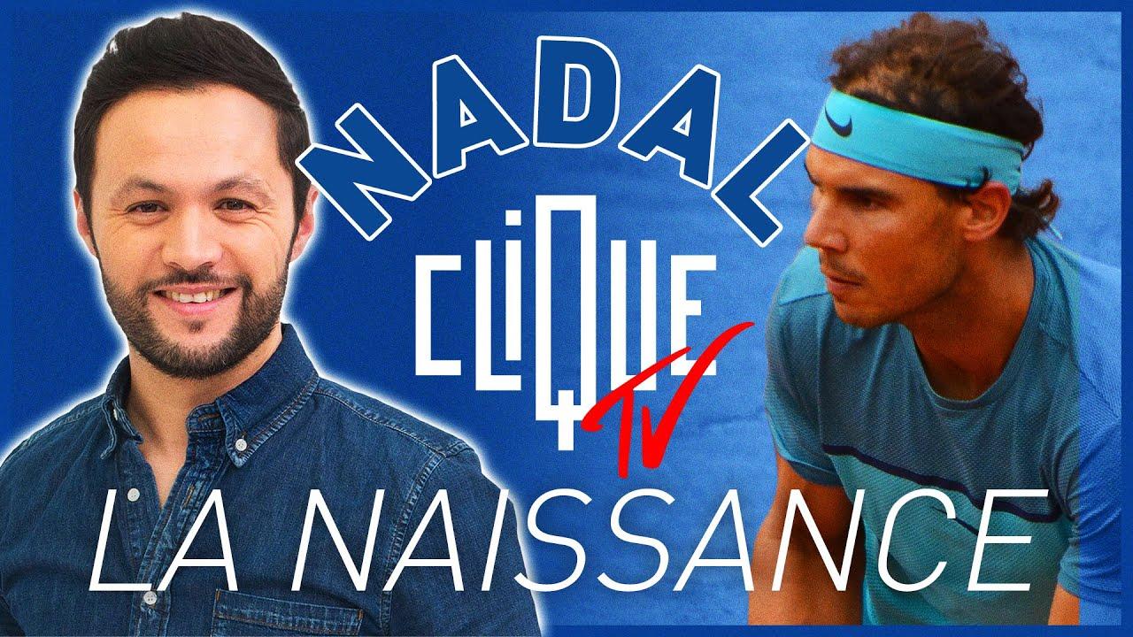 5 juin 2005 : le choc Rafael Nadal - Clique Sport