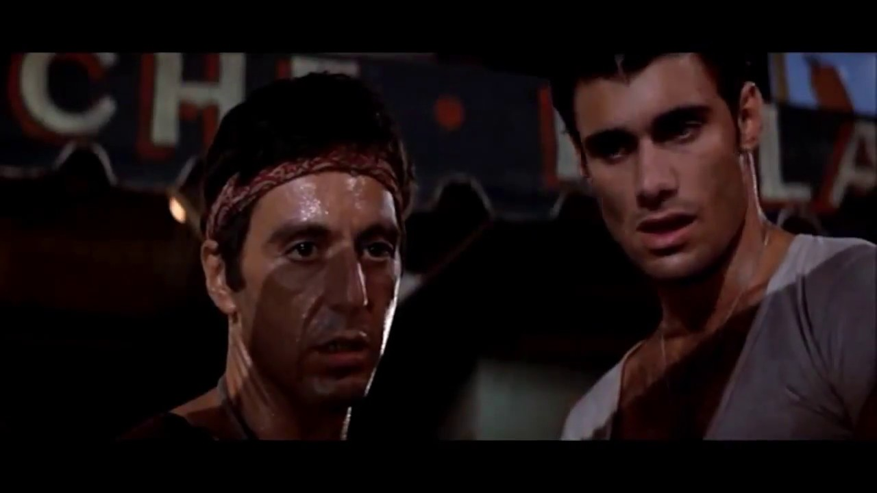 Scarface 1983 Movie Trailer