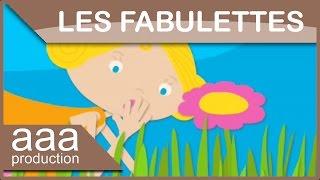 LES FABULETTES d'Anne Sylvestre, série animée de Christine Leyat et...