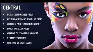 Central - Versatile, Multi-Purpose WordPress Theme Full Free