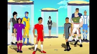 من سيفوز باللقلب الأول لمسابقة كرة القدم في الجزيرة؟