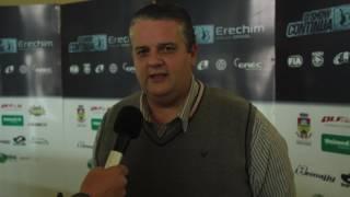 Adilson Stankiewicz   Sobre a estrutura   Rally de Erechim 2017