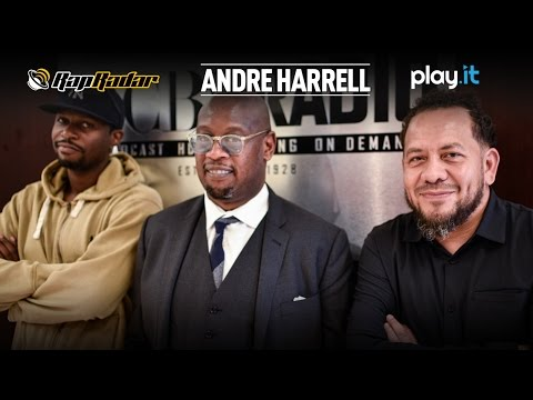 Andre Harrell (Full) -Rap Radar