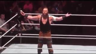 WWE Raw Roman reins with sheild attack braun stroman ruthlessly