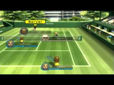 Full download wii sports tennis spin - Wii sports resort table tennis cheats ...