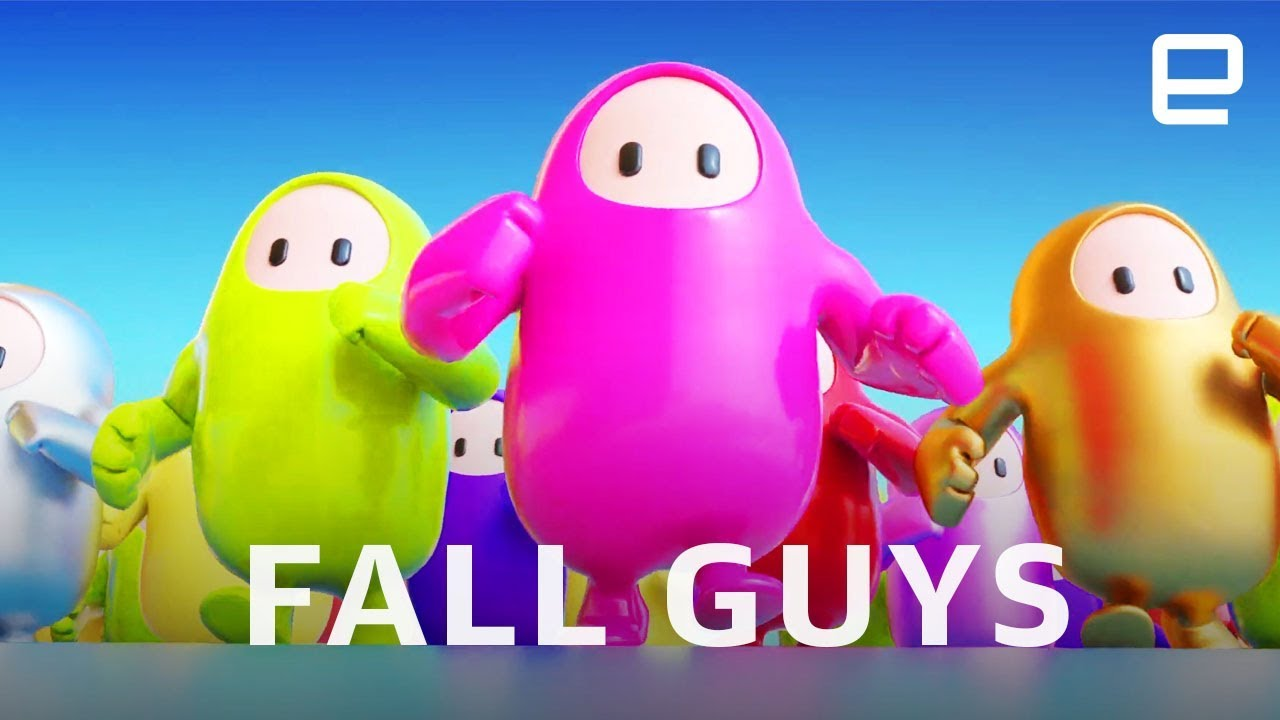 Fall Guys Hands-On at Devolver | E3 2019 - YouTube