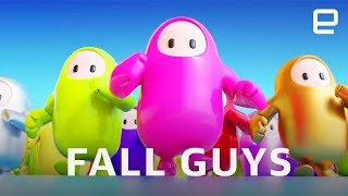 Fall Guys Hands-On at Devolver | E3 2019