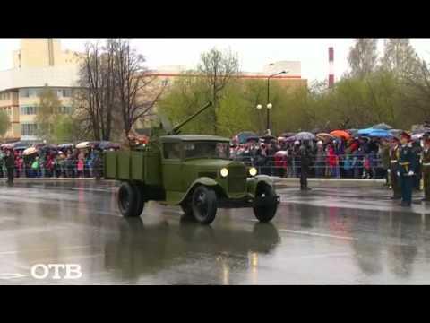 Парад военной техники в Верхней Пышме. Полная версия