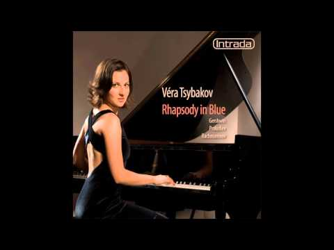 Véra Tsybakov - Rhapsody In Blue (Original Solo Piano Version)