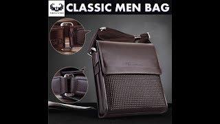 Мужская сумка с Aliexpress Бизнес Портфель Bolsa         Кенгуру  Бренд(, 2017-06-13T14:33:32.000Z)