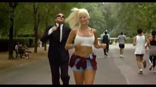 Bodyguards Scena con Christian De Sica