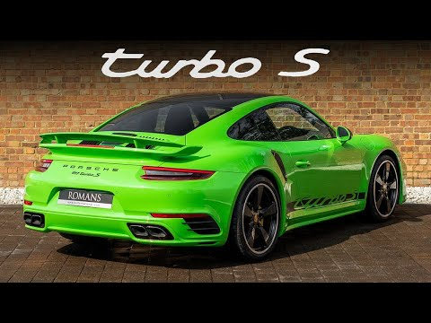 The Wildest 911 Turbo S Ever Youtube