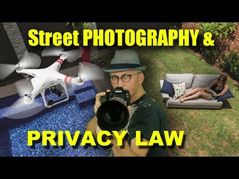 Privacy law - street photography in public