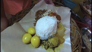 Indonesia Kuningan Street Food 2354 Part.1 Kasreng Ceu Iyan Mang Uban YDXJ0317