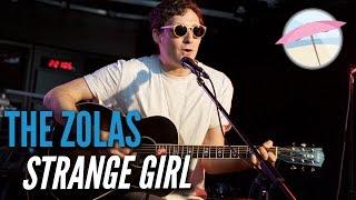 The Zolas - Strange Girl (Live at the Edge)
