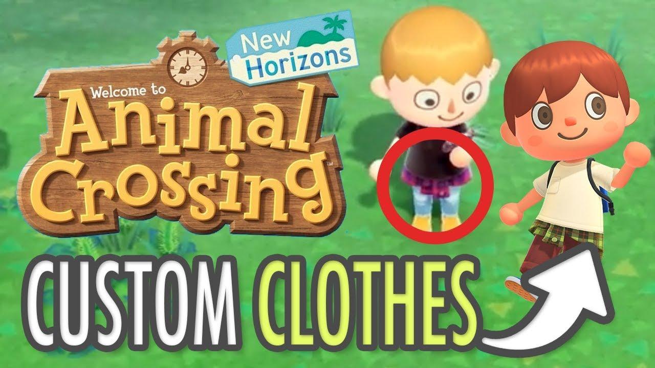 Animal Crossing New Horizons CUSTOMISE FURNITURE