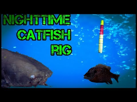 Glow In The Dark Catfish Rig
