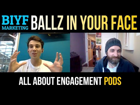 What is an engagement pod - linkedin engagement pod | intelligent engagement pod | how to create an