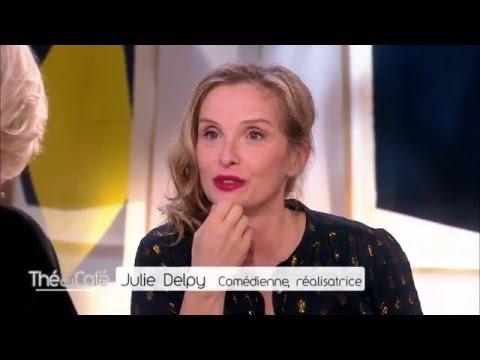 Julie Delpy  Thé ou Café
