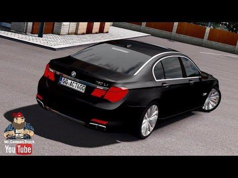 Ets2 V128 Bmw 760li V12 Cabin Dlc Ready Youtube
