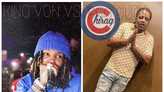 KING VON🔴 VS FBG DUCK🔵 *Lyric breakdown