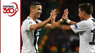 Paulo Dybala on Cristiano Ronaldo and Juventus' Champions League chances