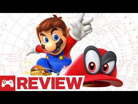 Download Youtube: Super Mario Odyssey Review