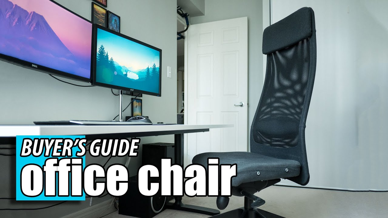 desk chair youtube adams mfg adirondack which office a quick buyer 39s guide