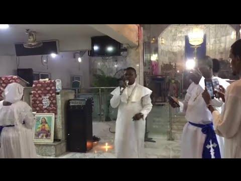 Download Evang. Dare Melody at Celestial Church of Christ Living Faith Parish,Ikorodu Lagos Harvest