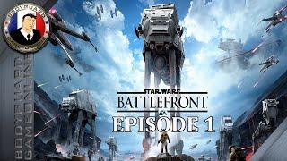 Star Wars Battlefront Pc Ultra - Les Missions Épisode 1 - 1080p60Fps