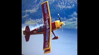 Pitts Modell 12  - Aerobatics - Low Pass - Great Sound