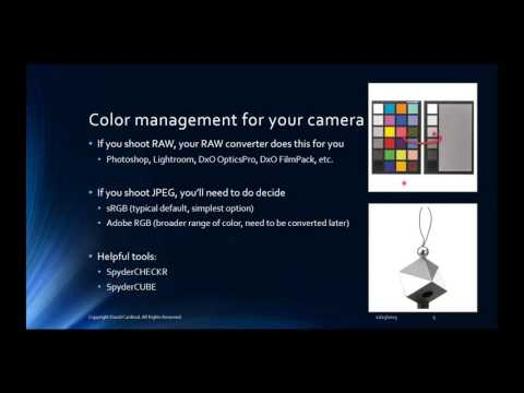 Mastering Color within your Travel & Vacation Photography Workflow