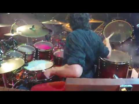 Todd Sucherman-Radio Silence live '17 Styx in West Palm Beach