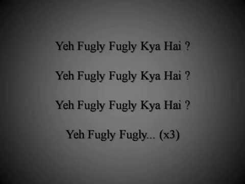 Fugly Fugly Kya Hai Lyrics Video Full Remix Song