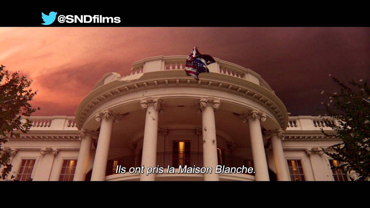 La chute de la maison blanche trailer 1 youtube for A la maison blanche