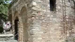 Casa da Maria mae de Jesus em Efesus